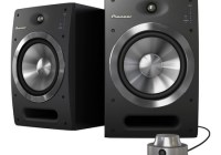 Pioneer S-DJ08 and S-DJ05 Active Reference Speakers
