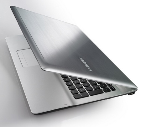Samsung QX, SF and RF Series Notebooks 2