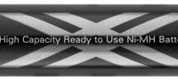 Sanyo XX eneloop High Capacity Rechargeable Battery