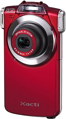 Sanyo Xacti VPC-PD1 Full HD Camcorder for Europe