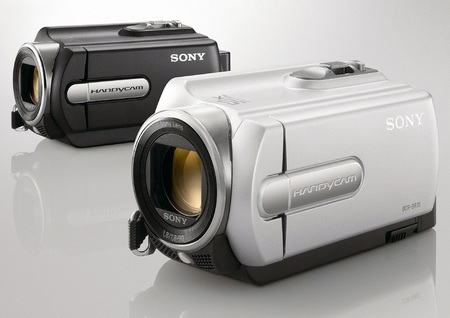 Sony Handycam DCR-SR15E Standard Definition Camcorder