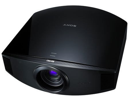 Sony VPL-VW90ES SXRD 3D Projector