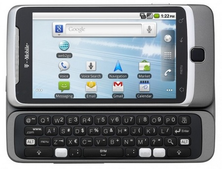 T-Mobile G2 by HTC Android Smartphone