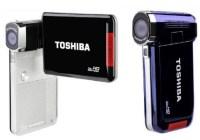 Toshiba Camileo S30 and Camileo P20 Pocket Full HD Camcorders