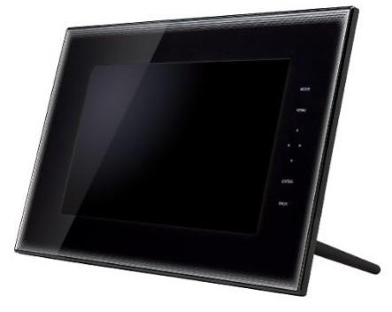 Toshiba DMF102XKU 10-inch Wireless Digital Frame | iTech News Net