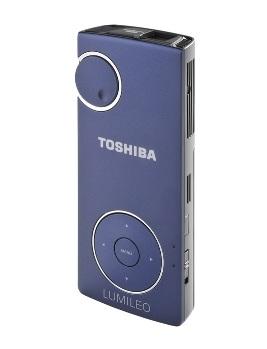 Toshiba Lumileo P100 LED pico projector 1