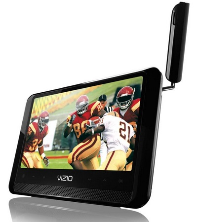 VIZIO VMB070 7-inch Edge Lit Razor LED LCD Portable TV