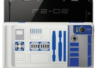 Verizon Motorola DROID R2-D2 Limited Edition back