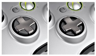 XBox 360 Wireless Controller gets Transforming D-Pad disc plus