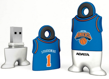 A-DATA NBA USB Flash Drives Amar'e Stoudemire New York Knicks