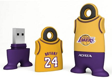 A-DATA NBA USB Flash Drives Kobe Bryant Los Angeles Lakers