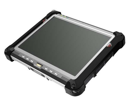 AIS SRT10IAZ Outdoor Rugged Operator Interface Tablet PC
