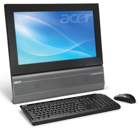 Acer Veriton Z410G-UD5700W and Z290G-UD525W Business All-in-one PCs