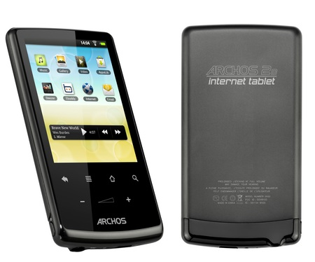 Archos 28 Android PMP