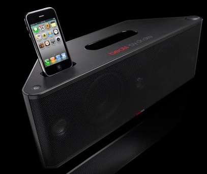 Monster Beats by Dr. Dre Beatbox iPod Audio System