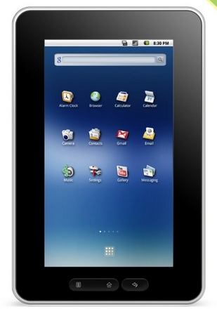 Cherrypal CherryPad America 7-inch Android Tablet
