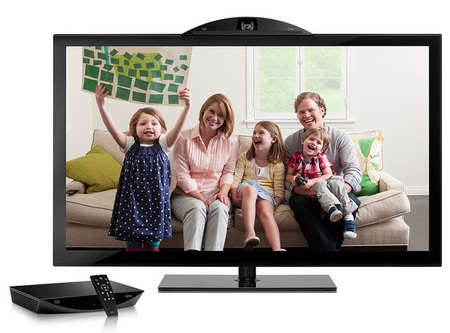 Cisco umi telepresence system for consumer 1