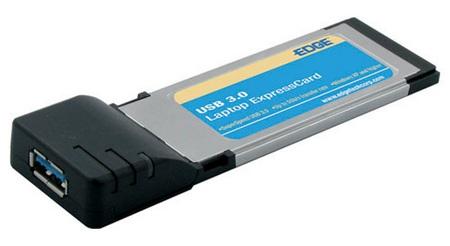 EdgeTech SuperSpeed USB 3.0 Laptop ExpressCard