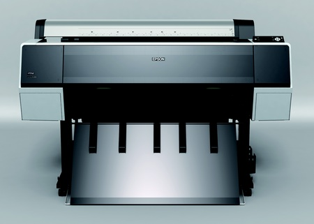 Epson Stylus Pro 9890 printer for photographers and proofing professionals