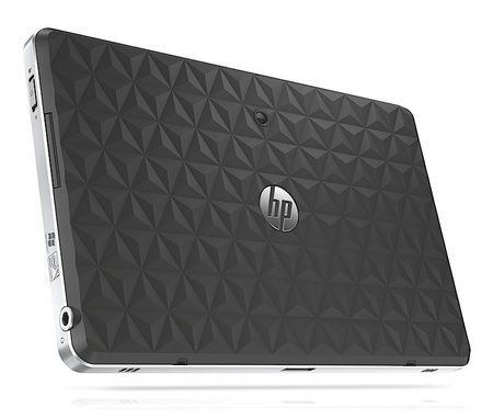 HP Slate 500 Tablet PC for Business and Enterprise back