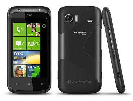 HTC 7 Mozart WP7 Smartphone with Dolby Mobile and SRS WOW HD
