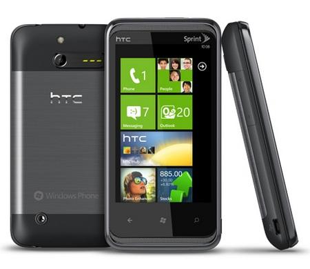 HTC 7 Pro QWERTY WP7 Phone 1