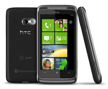 HTC 7 Surround with Slide-out Speaker 1