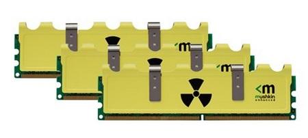 Mushkin Radioactive Series RAM Kits