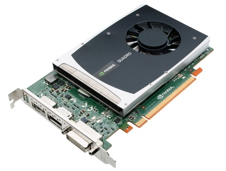 NVIDIA Quadro 2000 Fermi Graphics Card