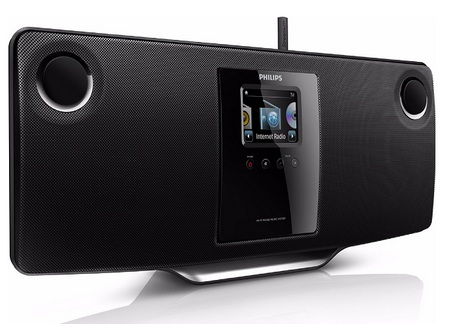 Philips Streamium MCi298 Wireless Micro Hi-Fi System 1