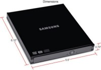 Samsung SE-S084F Portable DVD Writer