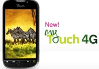 T-Mobile myTouch 4G Coming on 3 November