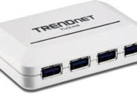 TRENDnet TU3-H4 USB 3.0 Hub