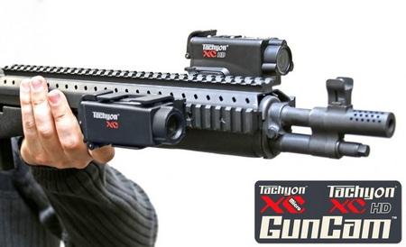 Tachyon XC Micro GunCam Picatinny Rail mount