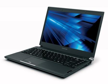 Toshiba Portege R700-S1332W and Portege R700-S1322W Notebook with WiMAX 4G