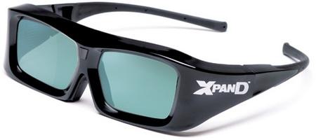 XpanD X103 Universal 3D Glasses