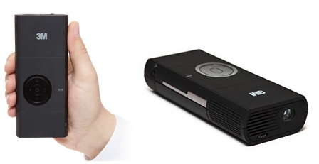 3M PocketProjector MP160 Pico Projector