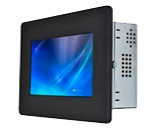 AIS IPW07I93S-A2 Industrial Touch Panel PC for HMI Applications
