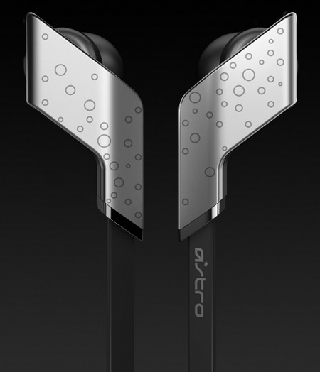 Astro Gaming A-Star In-ear Headset silver