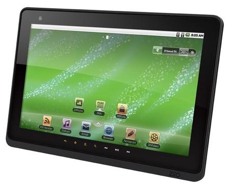 Creative ZiiO 10 Pure Wireless Entertainment Tablet 1