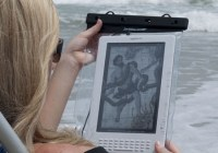 DryCase Waterproof Case for iPad, Kindle and e-book Readers 1