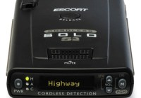 Escort SOLO S3 Cordless Radar Detector