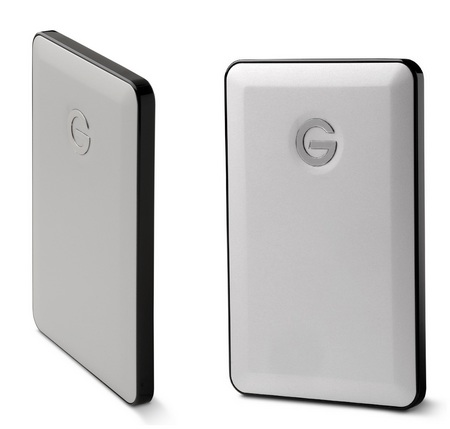 G-Technology G-DRIVE slim Portable Hard Drive for Mac Users 3