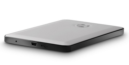 G-Technology G-DRIVE slim Portable Hard Drive for Mac Users thickness