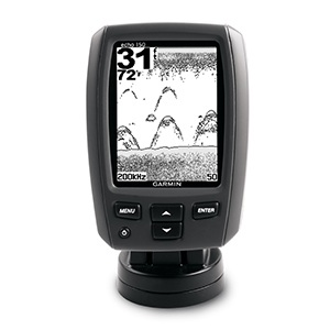 Garmin echo 150 and echo 100 Standalone Fishfinders