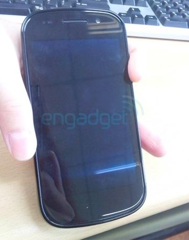 Google Nexus S Rumor 1