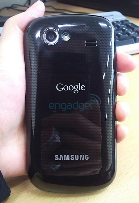 Google Nexus S Rumor back