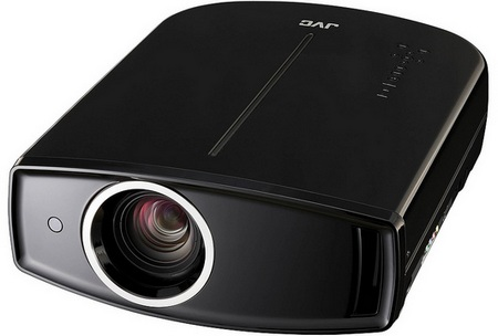 JVC DLA-HD250 DLA-HD250Pro Entry-Level D-ILA Home Theater Projector