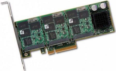 LSI WrapDrive SLP-300 PCI-E SSD Card