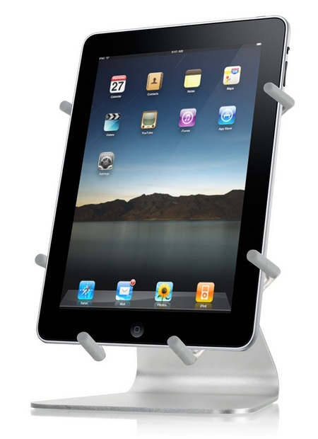 LUXA2 H4 iPad Mobile Holder portrait